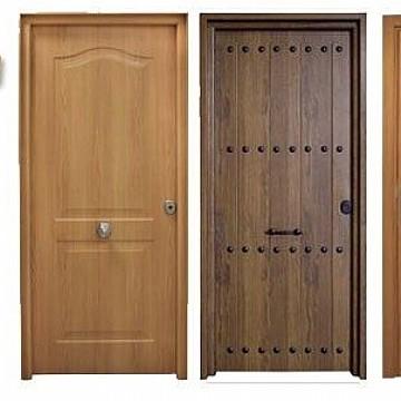Puertas de entrada - Puertas entrada rusticas ...