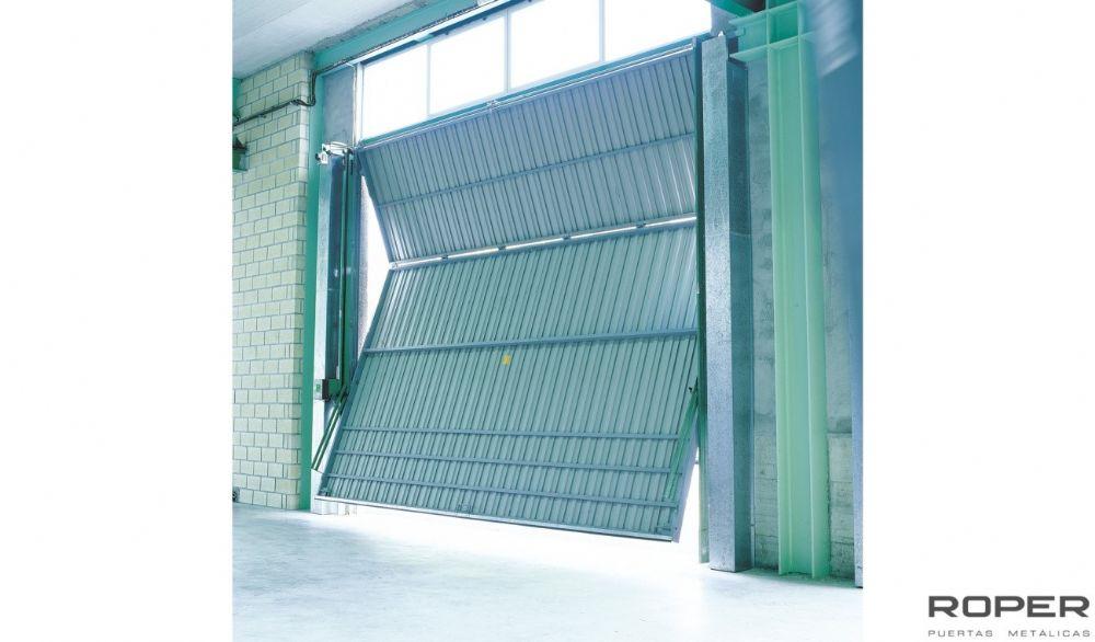 Puertas de garaje - Puertas roper ...