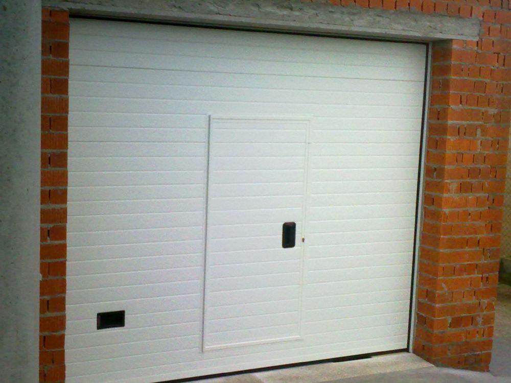 Puertas de garaje for Puertas de garaje precios