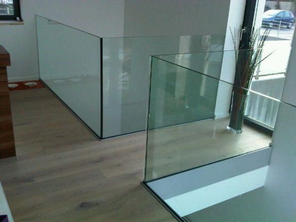Barandillas - Pasamanos de cristal ...